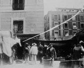 Fotos antiguas de Madrid: La Plaza de Carmen