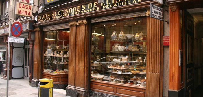 Casa Mira, un dulce secreto de Madrid
