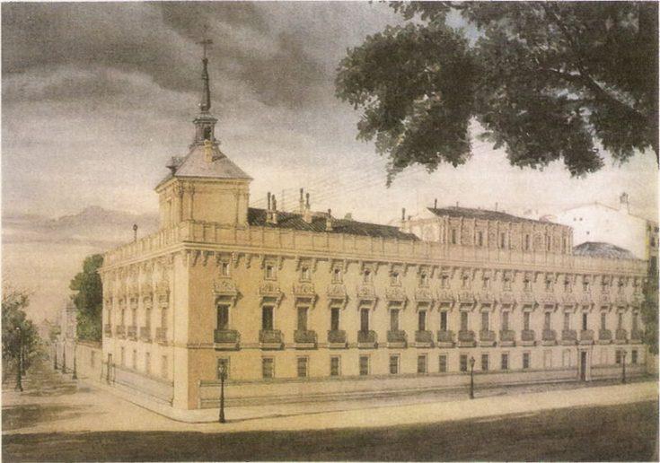Palacio de Alcañices, Madrid