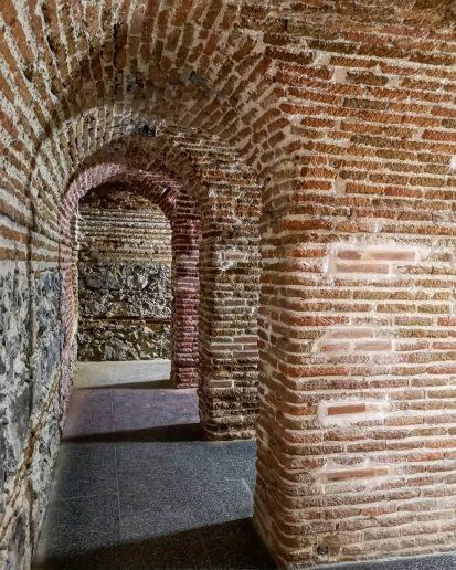 Mazmorras de la Inquisición en la calle Cabeza