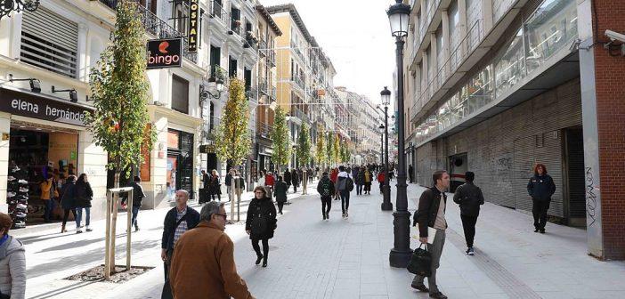 La calle Carretas, ¿Por qué se llama así?