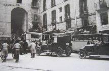 Arco de Cuchilleros, 1932. Madrid