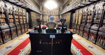 La biblioteca del Senado: La biblioteca más bonita de Madrid