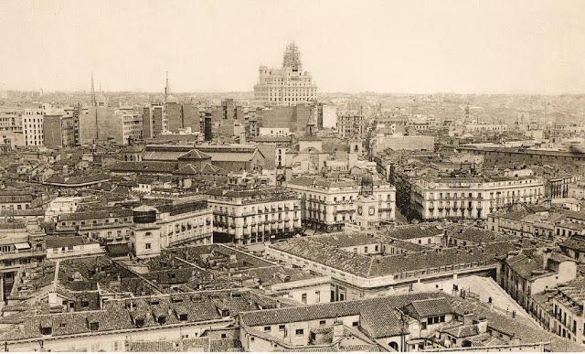 Panorámica desde la Santa Cruz, de 1929