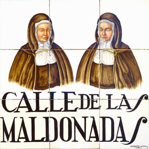 Calles de Madrid dedicadas a mujeres
