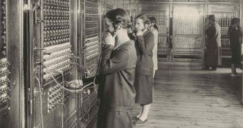 El primer teléfono de Madrid y otras historias de telefonía
