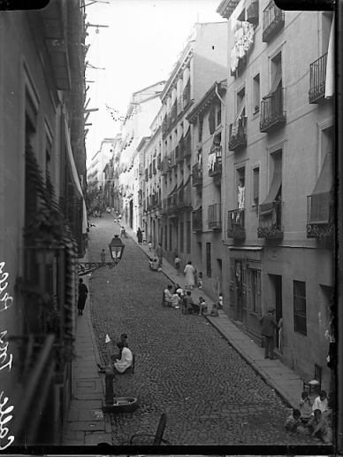 Calle de los Tres Peces, Madrid
