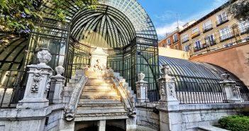 El Palacio Parcent el último gran secreto de Malasaña.