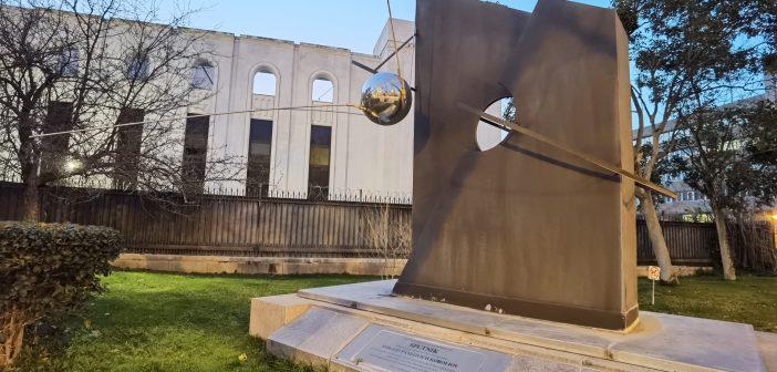 ¿El Sputnik en Madrid? El secreto más espacial de la ciudad