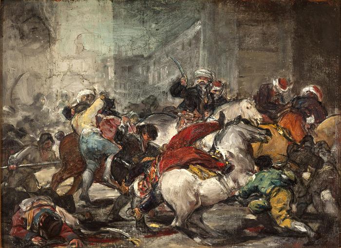 Escenarios del 2 de mayo de 1808. Madrid